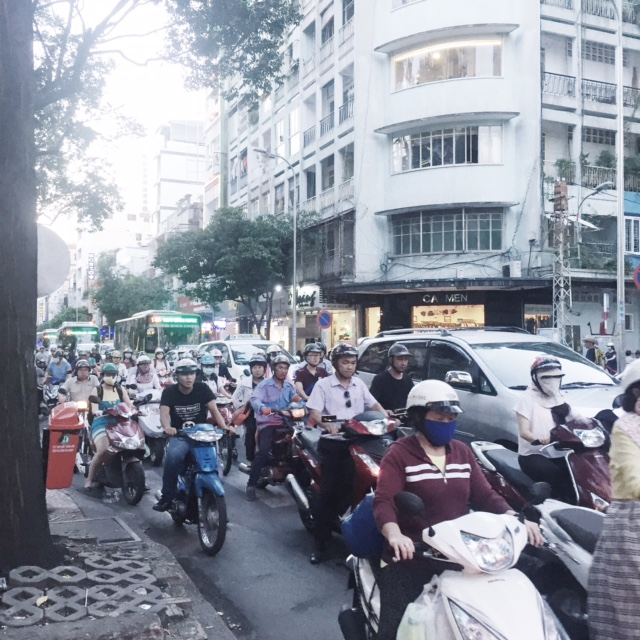 what to expect in ho chi minh