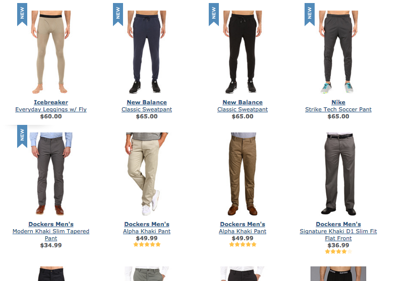 Clothes for short men: Where to buy 28 inseam men's pants