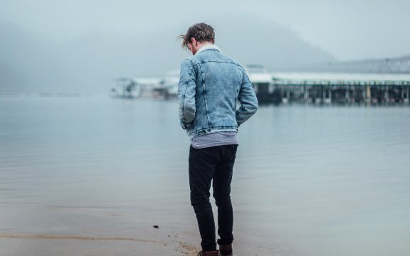 Men's Outfit Idea: How To Wear a Denim Jacket