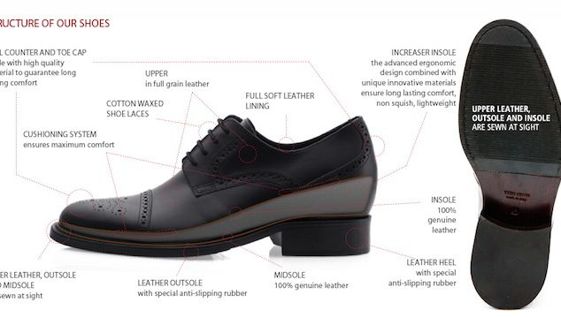 The Benefits of Height Increasing Shoes