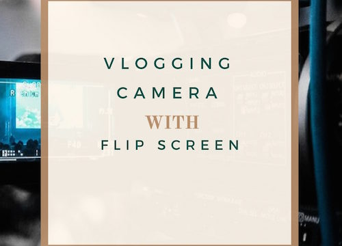 Best Vlogging Camera: 3 Vlogging Camera with Flip Screen